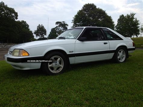 ford lx 1989 ford mustang lx hatchback 2 door 5 0l automatic