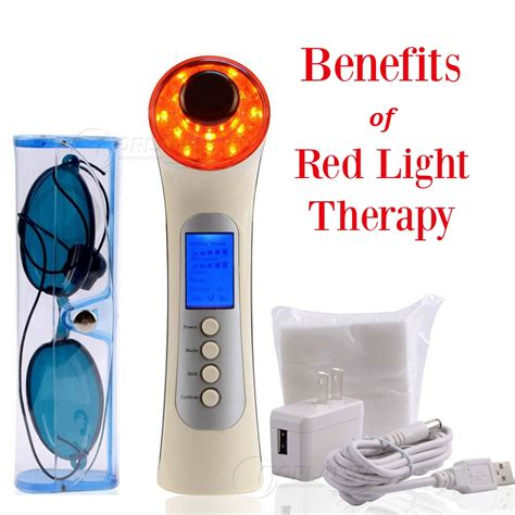 red light therapy skin benefits benefits of red light therapy natural skin care