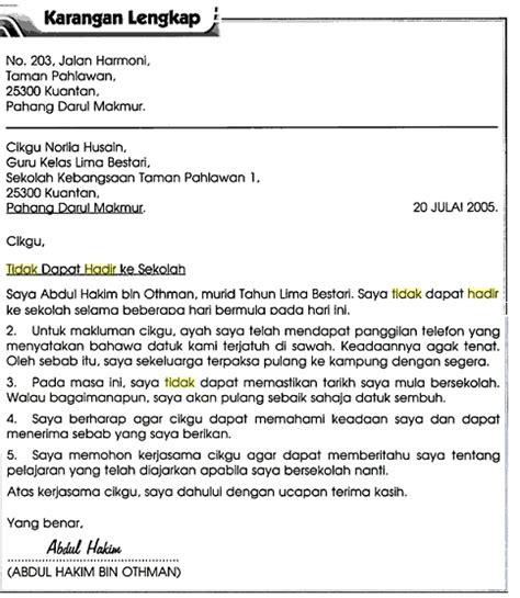 format karangan jenis berita upsr contoh karangan surat kiriman rasmi pt3 contoh u