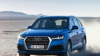 Audi Q7 Startet Nicht by Generationswechsel Neuer Audi Q7 Kostet Ab 60 900 Auto