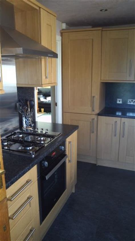 Stevenswood Kitchens Livingston by A One Interior Joinery Kitchen Fitter In Dunfermline Uk