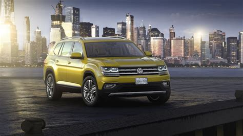 2018 volkswagen atlas picture 693554 car review top