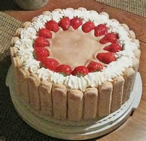 erdbeer tiramisu kuchen erdbeer tiramisu torte rezept mit bild ahaus