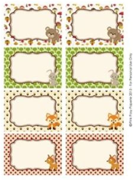 free printable animal name tags 1000 ideas about locker name tags on pinterest