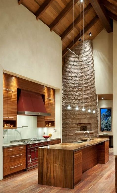 cozy kitchen ideas 40 cozy chalet kitchen designs to get inspired digsdigs