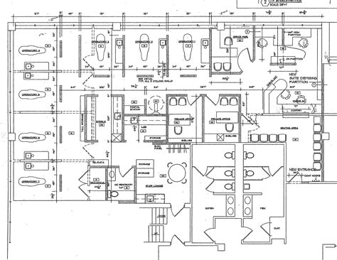 floor plan blueprint small office floor plan sles and design office
