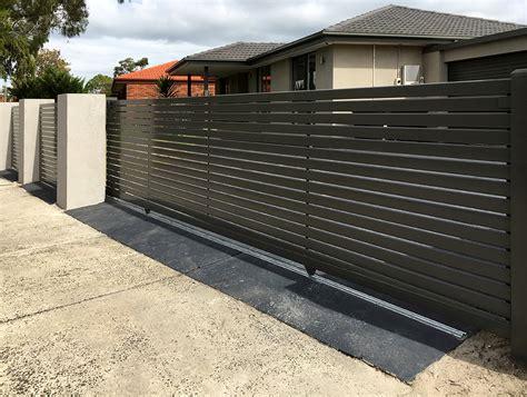 should you choose sliding driveway gates home ideas