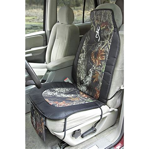 browning seat covers canada browning 174 deluxe car seat cushion mossy oak 174 up