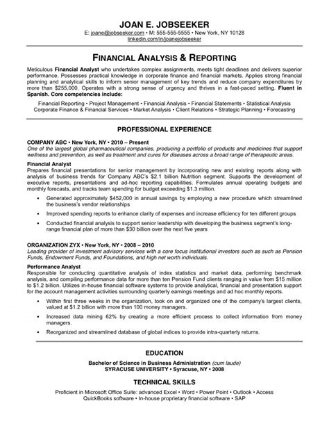 excellent resume format why this is an excellent resume business insider