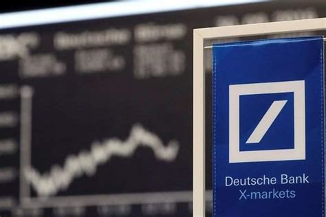 deutsche bank k lintfort deutsche bank se dispara un 6 39 ante un posible acuerdo