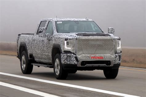 Pics Of 2020 Gmc 2500 by Can The New 2020 Gmc Hd Be A Denali And At4