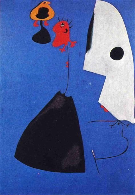 Three Women   Joan Miro Wallpaper Image