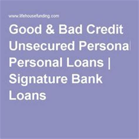 bank loans for bad credit signature loans checking account and 6 month olds on