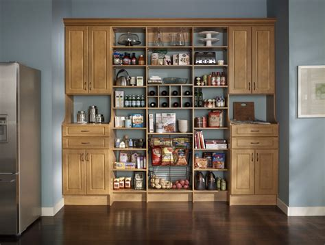 pretty pantry traditional kitchen by closetmaid