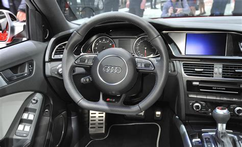 Audi Rs4 Interior by Car And Driver