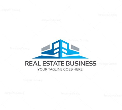Real Estate Logo Templates by Real Estate Company Logo Template 000196 Template Catalog