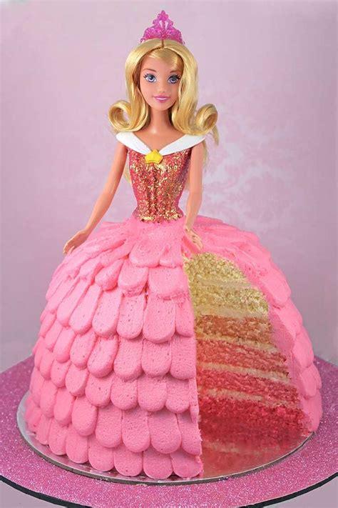 The 25  best Little girl birthday cakes ideas on Pinterest   Bday cakes for girls, 4th birthday