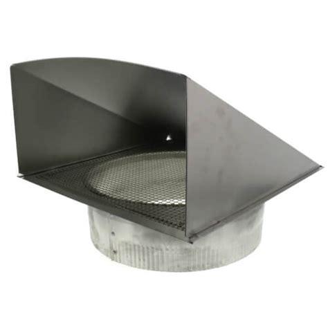 10 Wall Cap by 610fa Broan 610fa 10 Quot Aluminum Fresh Air Inlet Wall Cap