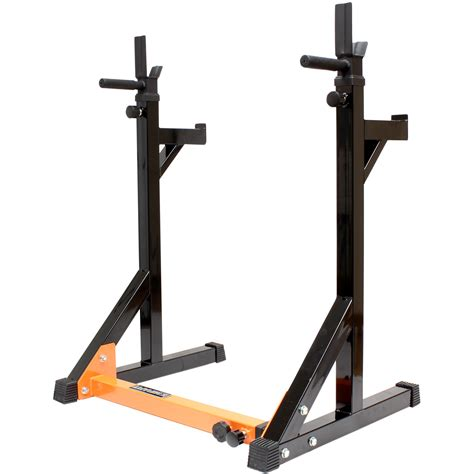 A Frame Squat Rack by Mirafit Fully Adjustable Squat Dip Rack Weight