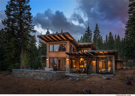 rustic modern house plans lake tahoe rental villa valhalla at martis c
