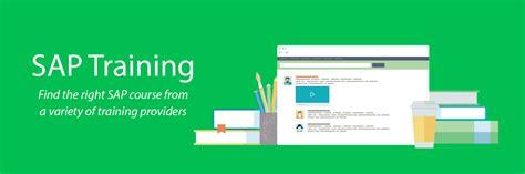 sap tutorial training sap training a directory of sap training providers