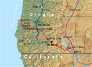 map coos bay oregon liquified gas in oregon oregon green energy guide