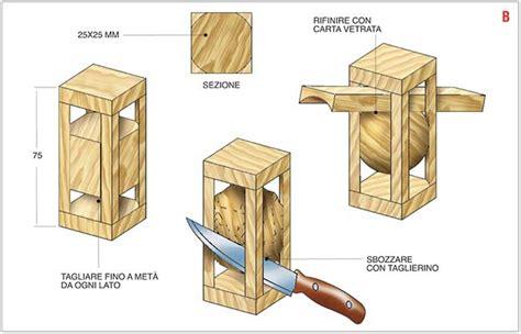 ladario legno fai da te catena di legno fai da te tutti i passaggi illustrati