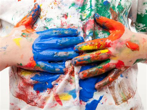 finger painting for toddlers 5 fingerpainting ideas