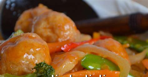 Bakso Goreng Ayam N Udang bakso goreng udang asam manis diah didi s kitchen