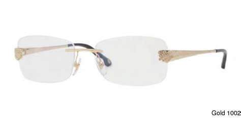 my rx glasses resource versace ve1203b rimless