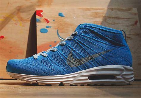 Sepatu Nike Air Max Flyknit Lunar Running nike air max lunar 90 flyknit chukka release date