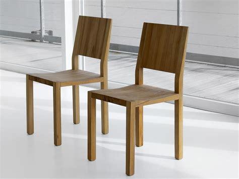 sedie in legno massello sedia in legno massello tau sedia vitamin design