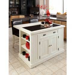 Home Styles Kitchen Island Home Styles Nantucket Kitchen Island Distressed White