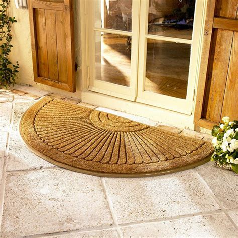 Coco Door Mats by Sunburst Coco Door Mat Traditional Doormats