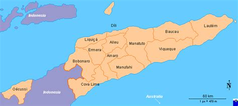 world map east timor clickable map of east timor