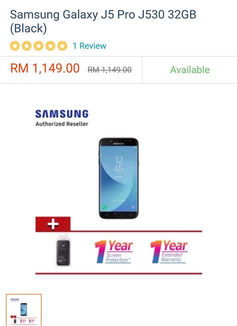 Harga Samsung J3 Pro J5 Pro Dan J7 Pro samsung galaxy j3 j5 j7 pro kini dijual di lazada