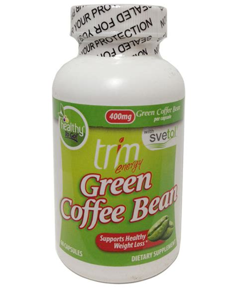 Green Bean Coffee Diet green coffee bean 60 vcaps royalty health