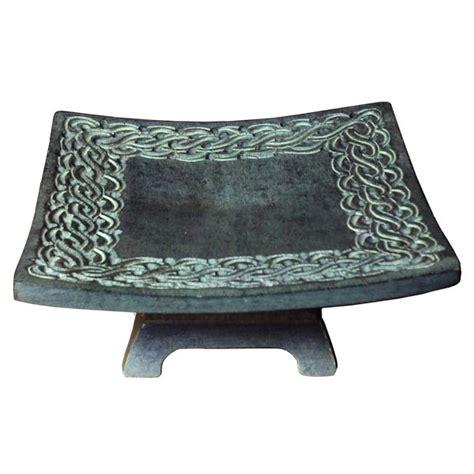 Soapstone Tray soapstone pillar candle tray 4 5 quot 6 quot
