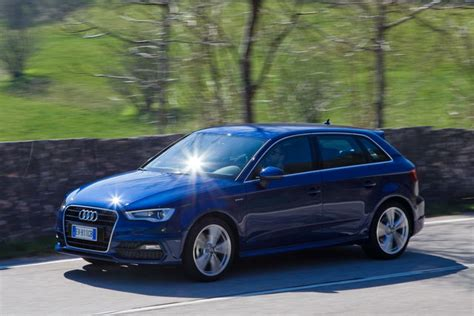 Audi A3 G Tron by Audi A3 Sportback Prova Scheda Tecnica Opinioni E