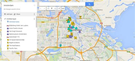 hotel map interactive image gallery interactive map amsterdam