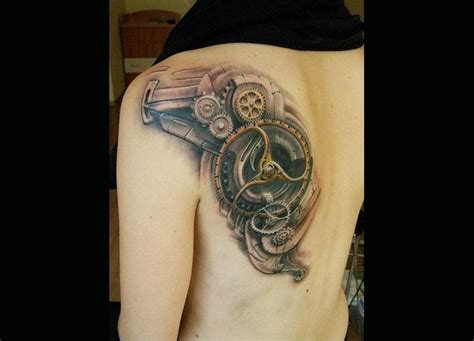 gear tattoo gear tattoos designs ideas and meaning tattoos for you