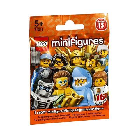 Lego Minifigures Series 15 Tribal 71011 jual lego 71011 minifigures series 15 harga