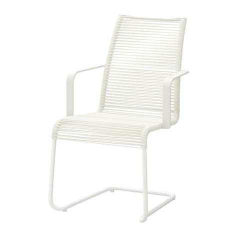 Ikea Patio Chairs V 196 Sman Chair With Armrests Outdoor Ikea