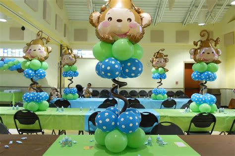 Monkey Baby Shower Theme by Baby Shower Decorations And Themes Parenting