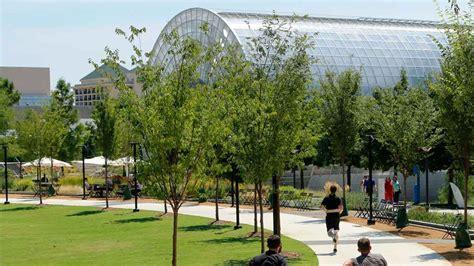 myriad botanical gardens oklahoma city okc myriad botanical gardens wins international award