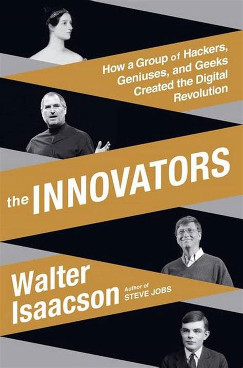 innovators how a group book review walter isaacson s the innovators miami herald miami herald