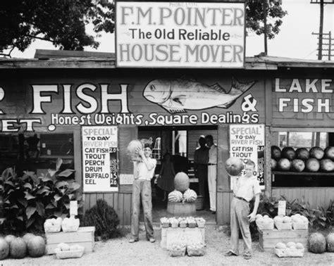 usda boat values photograph of a roadside stand near birmingham alabama 1936