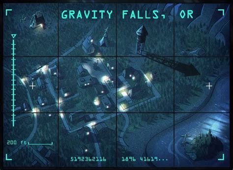 map of gravity falls 262 best images about gravity falls on dipper