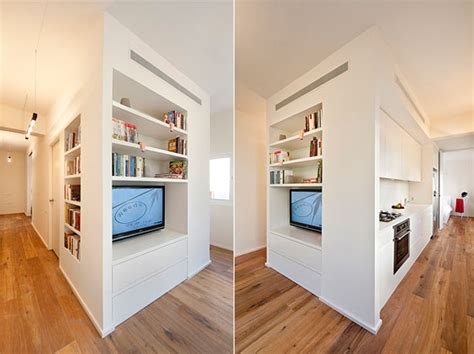 One Bedroom Apartment Renovation Creative 40 Square Meter Apartment Renovation From Studio