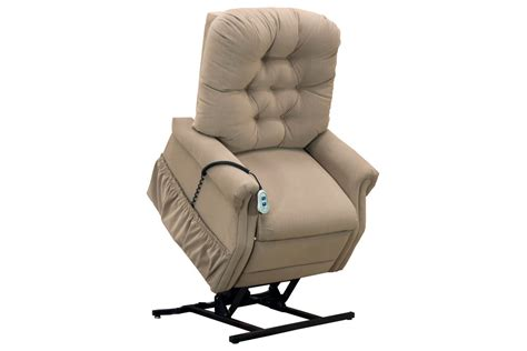 Gardner White Lift Chairs medlift two way reclining lift chair aaron light brown 1555p aalb